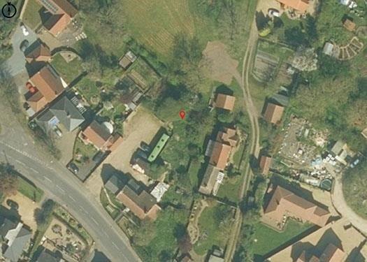 Land Rear of Blue Bell Public House, Lime Kiln Lane, Stoke Ferry, Kings Lynn